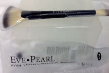 New Eve Pearl Double Ended Fan Highlighter Brush 204