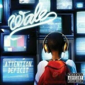 WALE Attention Deficit CD NEW
