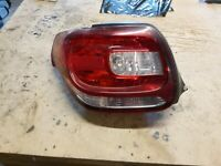CITROEN DS3 REAR LIGHT LAMP N/S PASSENGER LEFT SIDE  2011