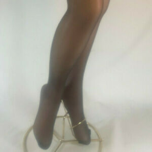3pr National Thigh Thinner control top pantyhose - 4 sizes - 5 colors