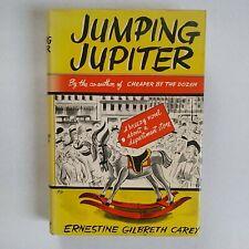 JUMPING JUPITER signed Ernestine Gilbreth Carey  1952