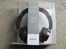 Brand New Philips SHL5200BK/28 CitiScape Headband Extra Bass Headphones Black