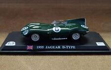 Delprado 1/43 England 1955 Jaguar D-Type Diecast CAR111