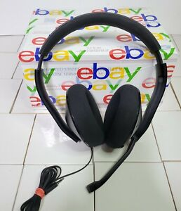 Microsoft S4V00005 Over the Ear Stereo Headsets Xbox One