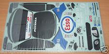 Tamiya 58359 Esso Ultraflo Supra 2005/TT01/TNS, 9495478/19495478 calcomanías, nuevo en paquete