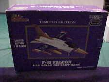 1994 BRICKYARD 400 F-16 FALCON 1/32 JET BANK BRAND NEW IN BOX