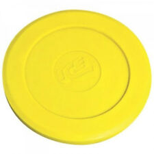 YELLOW  PUCK FOR ICE AIR HOCKEY TABLES -ICE FAST TRACK - SLOW  PUCK