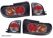Holden VR VS Commodore and HSV Black Clear Tail Lights Right and Left Hand Side