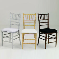 WOOD CHIAVARI CHAIRS   Color Choice   Special Events And Weddings