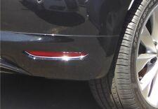 Chrome quête pour VW Scirocco Réflecteurs Pare-chocs Chrome Tuning Volkswagen