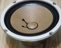 Xizi Audio MG-6FR paper cone full range speaker 6 inches one piece !