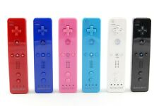 Nintendo Wii Remote Motion Plus Controller / Fernbedienung versch. Farben (NEU)
