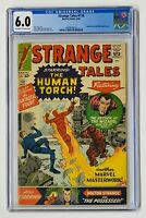 Strange Tales #118 CGC 6.0 * 1st Appearance of Orb of Agamotto