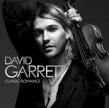 CD Album Classic Romance von David Garrett NEU & IN FOLIE SCHNELLER VERSAND