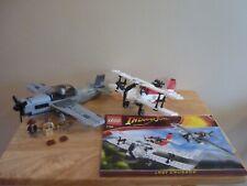 LEGO Indiana Jones 7198 Fighter Plane Attack. Last Crusade.