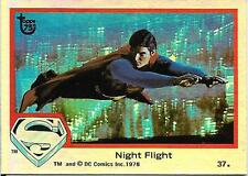 2013 Topps 75th Anniversary Foil #74 Superman > Christopher Reeve > 1978