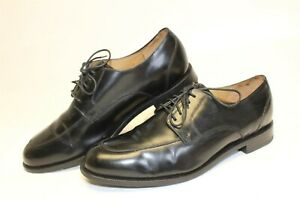 Cole Haan Grand.Os Mens 10.5 M Carter Leather Lace Up Split Toe Shoes C14203