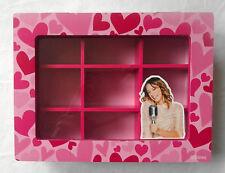 DISNEY Violetta-gioielli / PORTAGIOIE - 9 scomparti-dimensioni:19 x 14 x 5cm