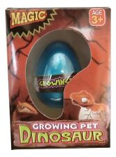 Growing Pet Hatching DINOSAUR EGG Toy, Hatches in Water!
