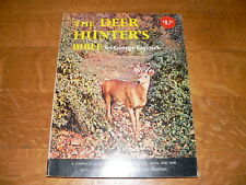 The Deer Hunter's Bible by George Laycock~1963 Softcover Book (6th Print)