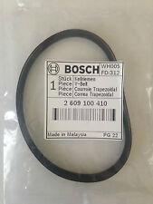 2609100410 V-Belt für hobelmaschinen Gho 26-82, GHO 10 Genuine BOSCH ersatzteil