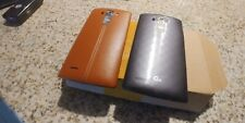New listing Lg G4 h811 - 32Gb - Genuine Leather brown/metallic silver (Unlocked) Smartphone