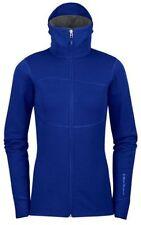 Abbiglimento sportivo da uomo blu in pile