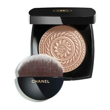 CHANEL ECLAT MAGNETIQUE DE CHANEL Illuminating Powder METAL PEACH Holiday 2019