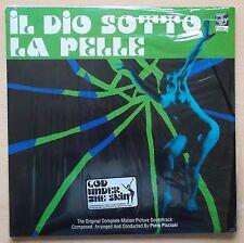 PIERO PICCIONI Il dio sotto la pelle 2x LP OST 2000 ET 931 DLP Jazz,Funk