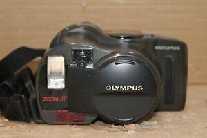 Olympus AZ-330 Superzoom 38-105mm. Auto focus/multi mode 35mm Camera