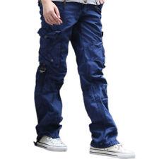 Pantaloni da donna cargo cotone , Taglia 38