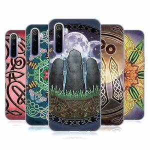 OFFICIAL BRIGID ASHWOOD CELTIC WISDOM 3 SOFT GEL CASE FOR REALME PHONES