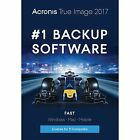 Acronis True Image 2017 5 Computers TI5-20-MB-RT-WM-EN Win/Mac 817474011605