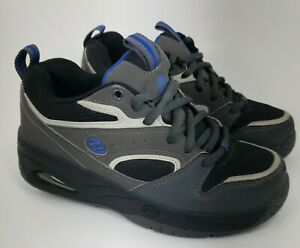 Heelys Propel 2.0 Youth Size 5  Skate Shoes black gray blue style 7171 eur 36