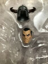 "Marvel Legends The Punisher's Head And Helmet For 6"" Or 1:12 Scale Action Figure"