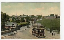 KIMBERWORTH, ROTHERHAM: Yorkshire postcard (C6365).