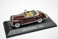 Mercedes-Benz 300 S W188 Roadster 1952 Year 1/43 Scale Collectible Model Car