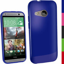 Blue Mobile Phone Fitted Cases/Skins for HTC One