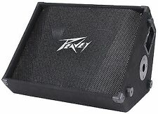Peavey PV12M Passive 12inch Wedge Floor Stage Monitor Speaker PA Flared Horn