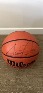 Scottie Pippen Autographed Full-Size Wilson Basketball