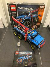 LEGO Technic Allrad-Abschleppwagen (42070) - mit Anleitung und OVP