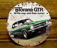 190MM CLOCK FACE, TORANA GTR