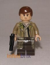 Lego Han Solo (Endor) from Set 75094 Imperial Shuttle Tydirium Star Wars sw644
