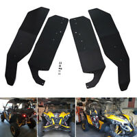 UTV Extended Fender Flares Mud Flaps Set for 2013-2018 CAN AM Maverick Max1000 R