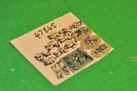 20mm WW2 / german - casualty markers (as photo) - (47845)