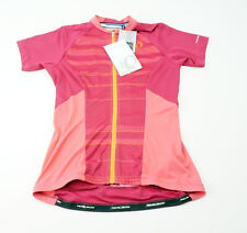 Pearl Izumi Women's Elite Escape Cycling Jersey Extra Small Short Sleeve Pink