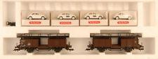 Lima 149925-1 Autotransportwagen-Set Off 59 + 4 Wiking Käfer Neu in OVP-S