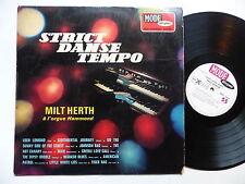 MILT HERTH A l orgue Hammond Strict danse tempo MDD 9382