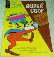 Walt Disney's Super Goof 19, (FN 6.0) 1971, 40% off Guide!