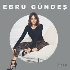 """EBRU GUNDES """"ASIK"""" Türk Sanat Müziği NEW CD 2019"""